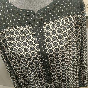 LOFT Dresses - 2XX Ann Taylor Loft Shirt Style Dress LNWOT